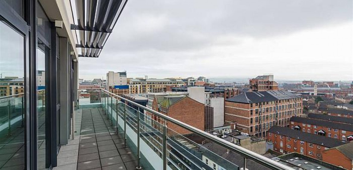 The Gallery Apartments, Belfast - APS - Architectural