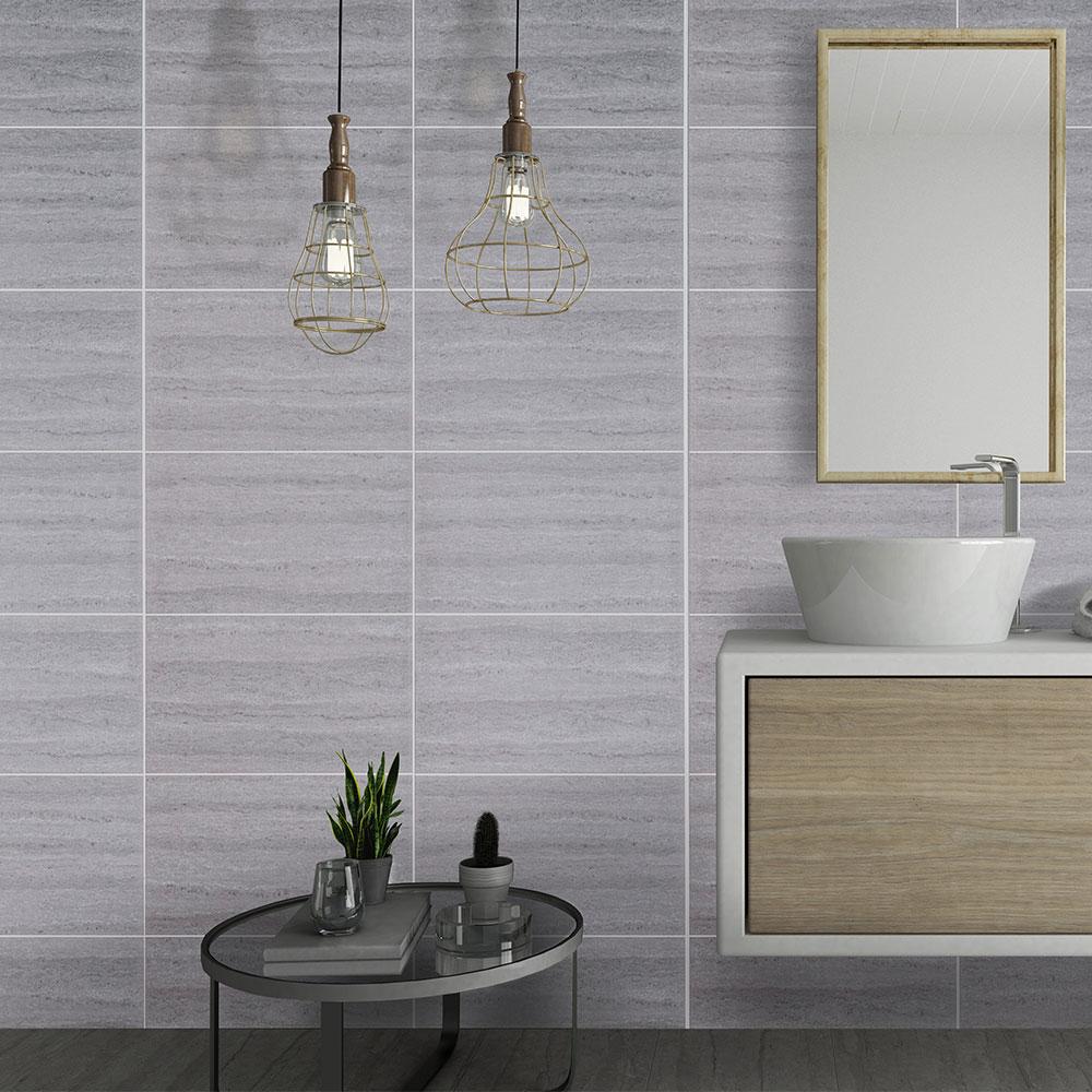 Mb Ultimo Angus Tile Effect Bathroom Wall Cladding Aps Wall Panelling