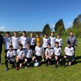 APS sponsor match kits for Ridgeway Rovers 05 team