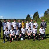 APS sponsor match kits for Ridgeway Rovers 05 team