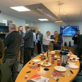 Great Turn Out For APS Product Launch Coffee Morning